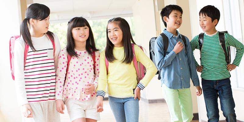 ベビー・幼児・小学生対象コース|フロンティア外語学院で初めての英語学習